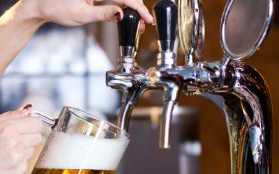 Spillatura della birra senza CO2 per aiutare l'ambiente